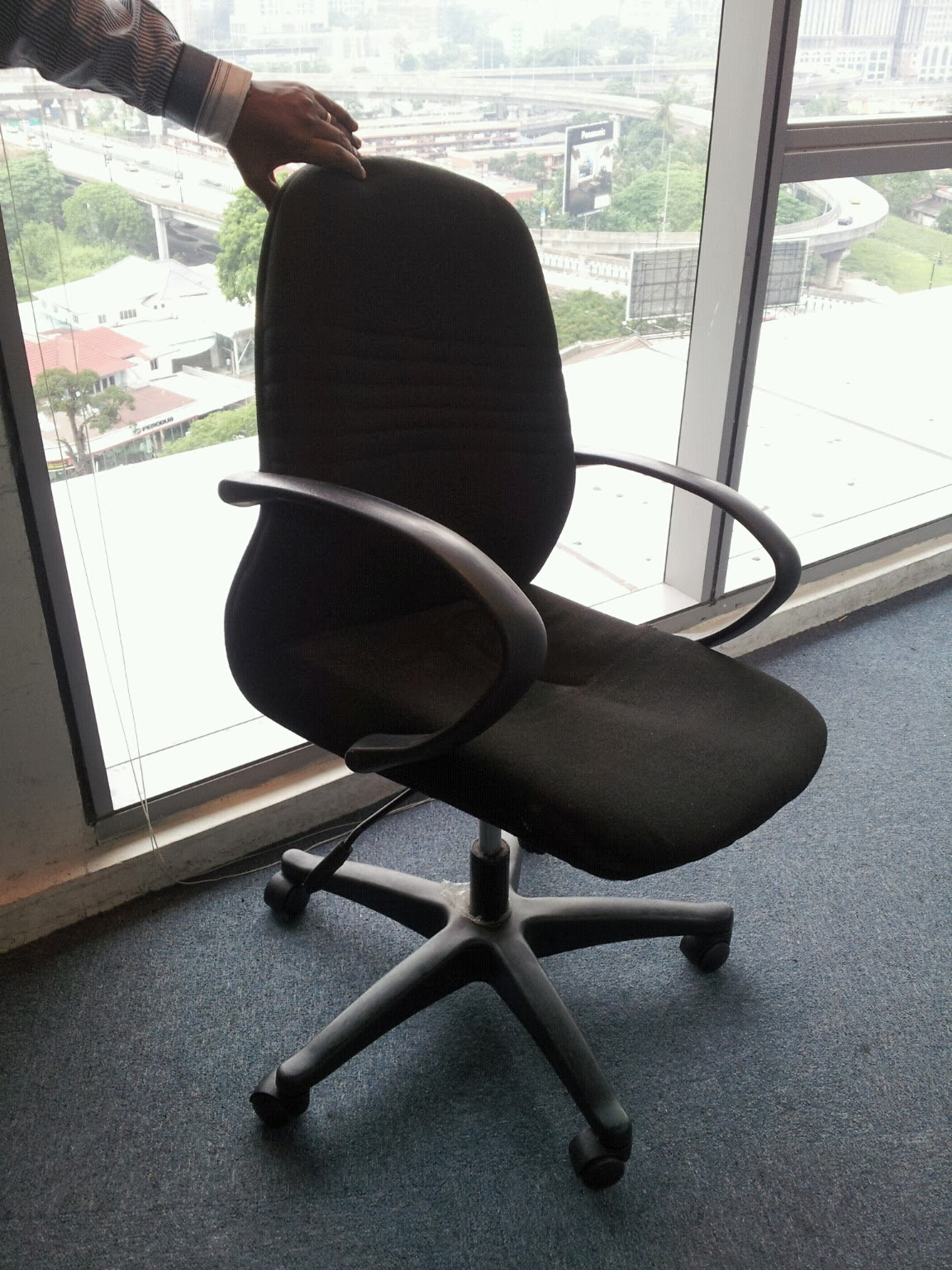 Qrm Marketing Services Looking For Office Chair Repair