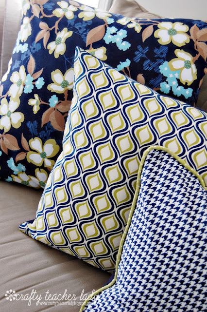 DIY Pillow Cover Sewing Tutorials