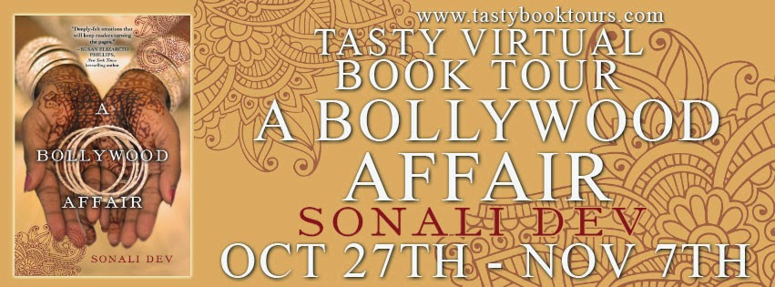 A Bollywood Affair Blog Tour