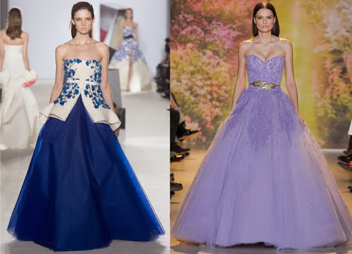 Giambattista Valli and Zuhair Murad