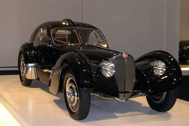 Bugatti Type 57 Vintage Everyday