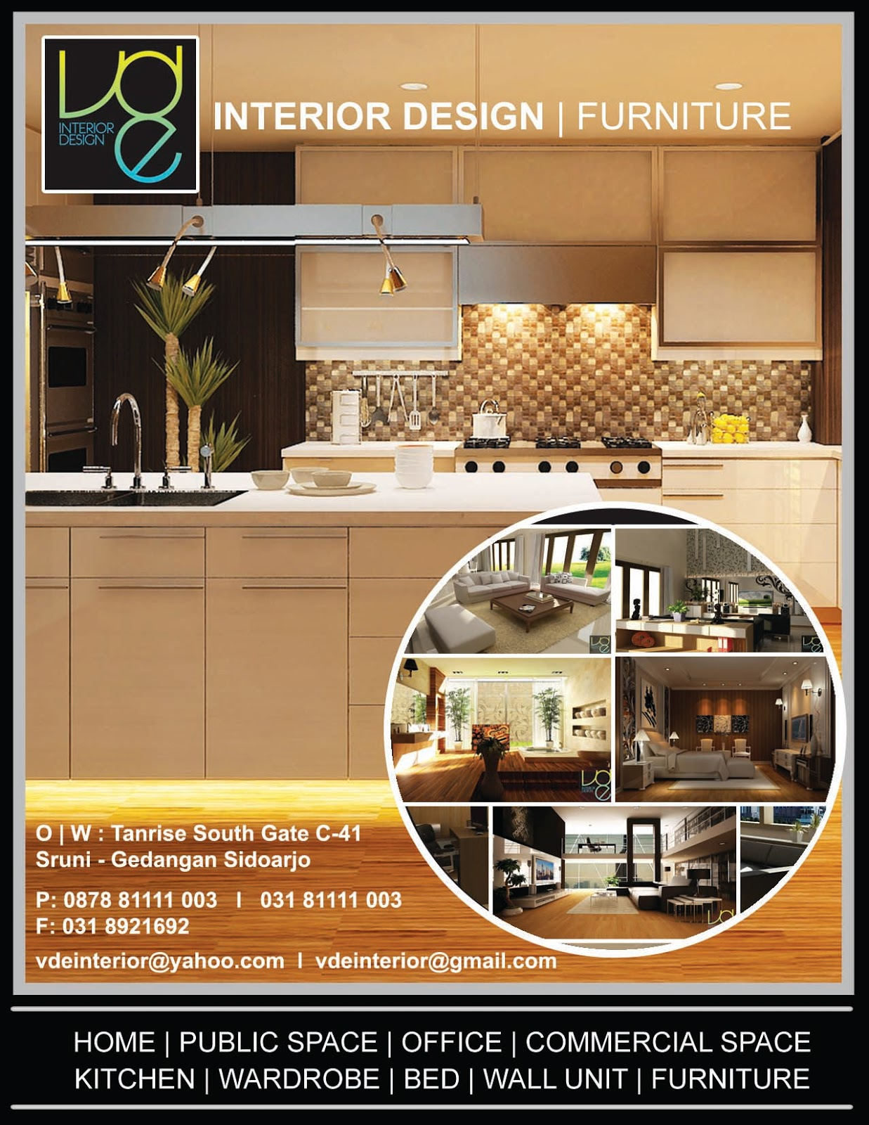 Interior design make a different things for your place for Interior design things