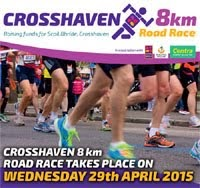 8km race in Crosshaven... Wed 29th Apr at 7:30pm