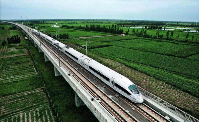 High Speed Train 3