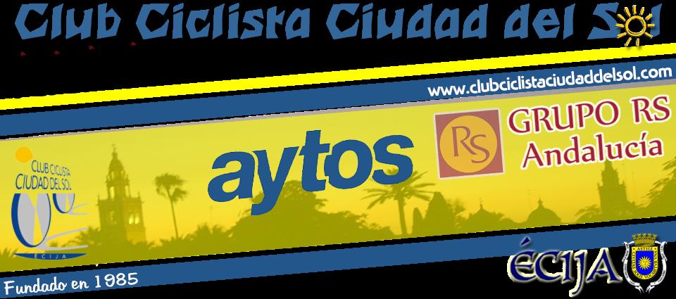 :::::::::: Club Ciclista Ciudad del Sol - Écija ::::::::::