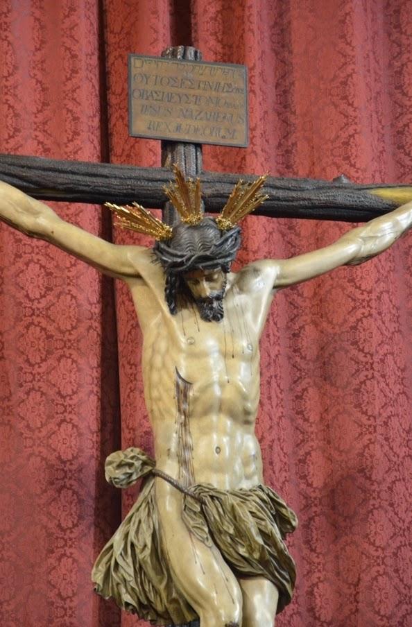 Santísimo Cristo del Desamparo y Abandono - Sevilla