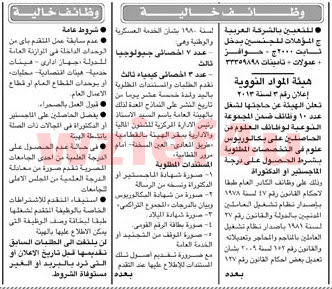 وظائف جريدة أخبار اليوم الثلاثاء 12 مارس 2013 -وظائف مصر الثلاثاء 12-03-2013
