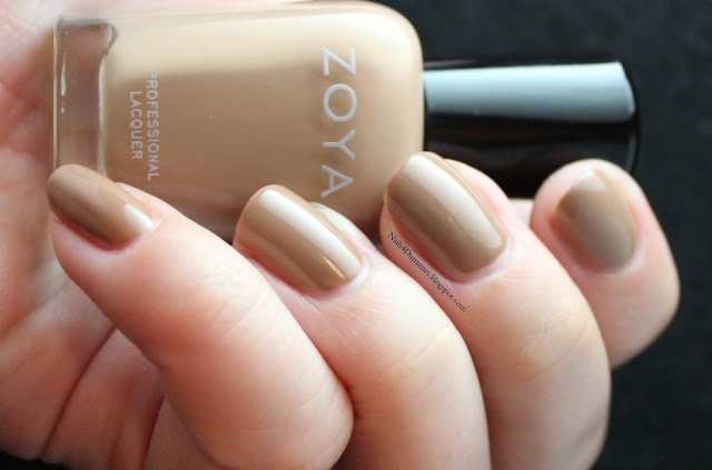 Nails4Dummies - Zoya Fall 2013 Cashmeres - Flynn