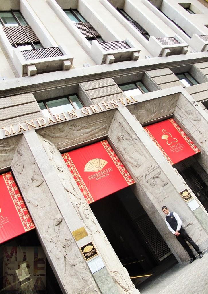 Milerenda 48h openhouse bcn hotel mandar n oriental for Sucursales banco santander barcelona