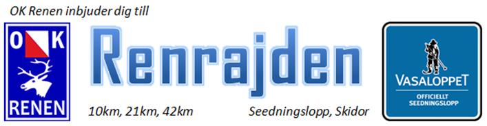 Renrajden | Ormberget - Luleå