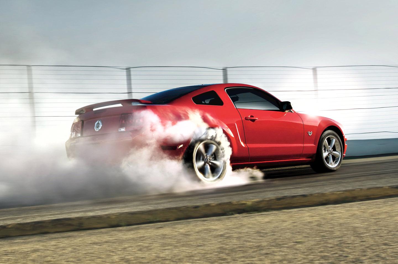 Modern American Muscle Cars: 2012