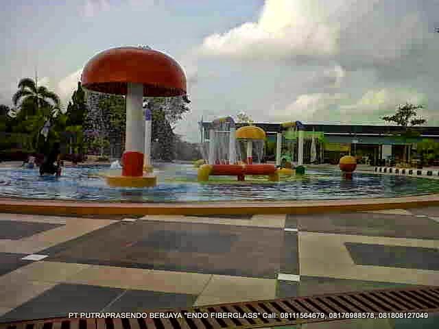 Jual Jamur Air Waterpark
