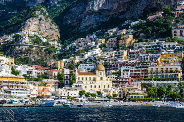 8. Positano - 29 Amazing Places in Italy