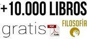 10.000  LIBROS de Filosofía Gratis en PDF