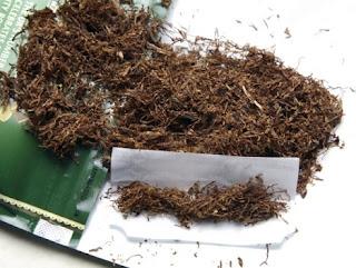 Le scandale du tabac à rouler