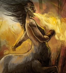 Mitología  Peruana La-runa-mula-leyenda-peru