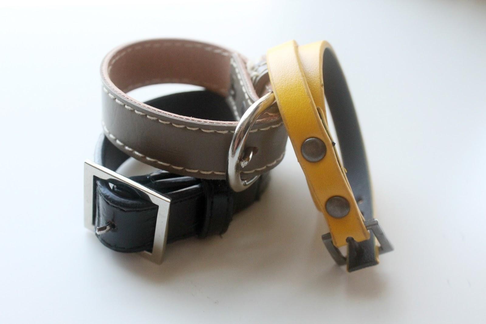 eat sleep make leather belts to wrap bracelets