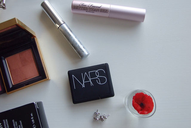 #mufe #nars #clinique #ysl #toofaced