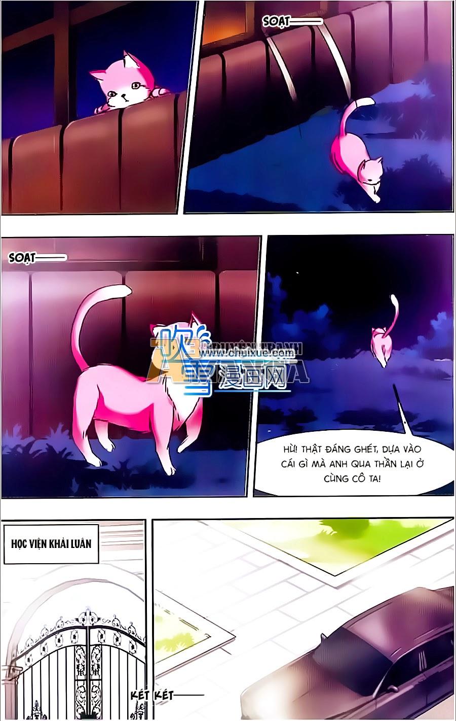 Huyết Tộc Cấm Vực chap 35 page 10 - IZTruyenTranh.com