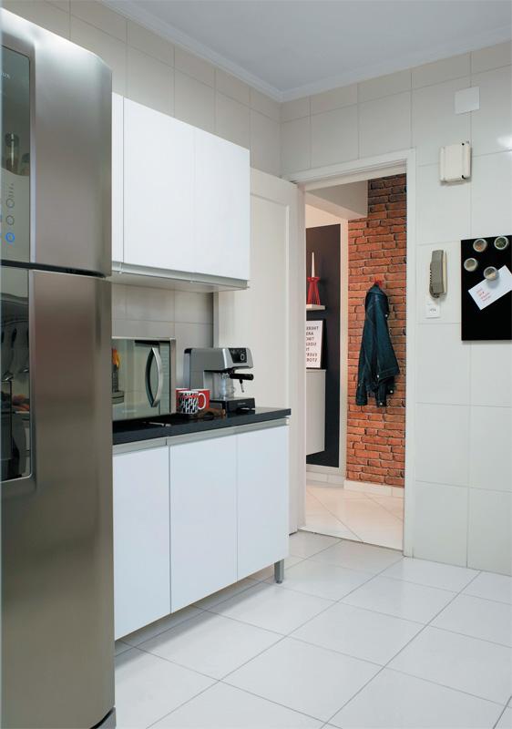 Blog achados de decora o decora o de apartamento for Diseno de apartamento de 60m2