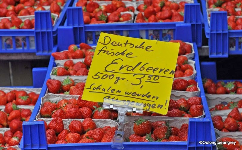 German Strawberries