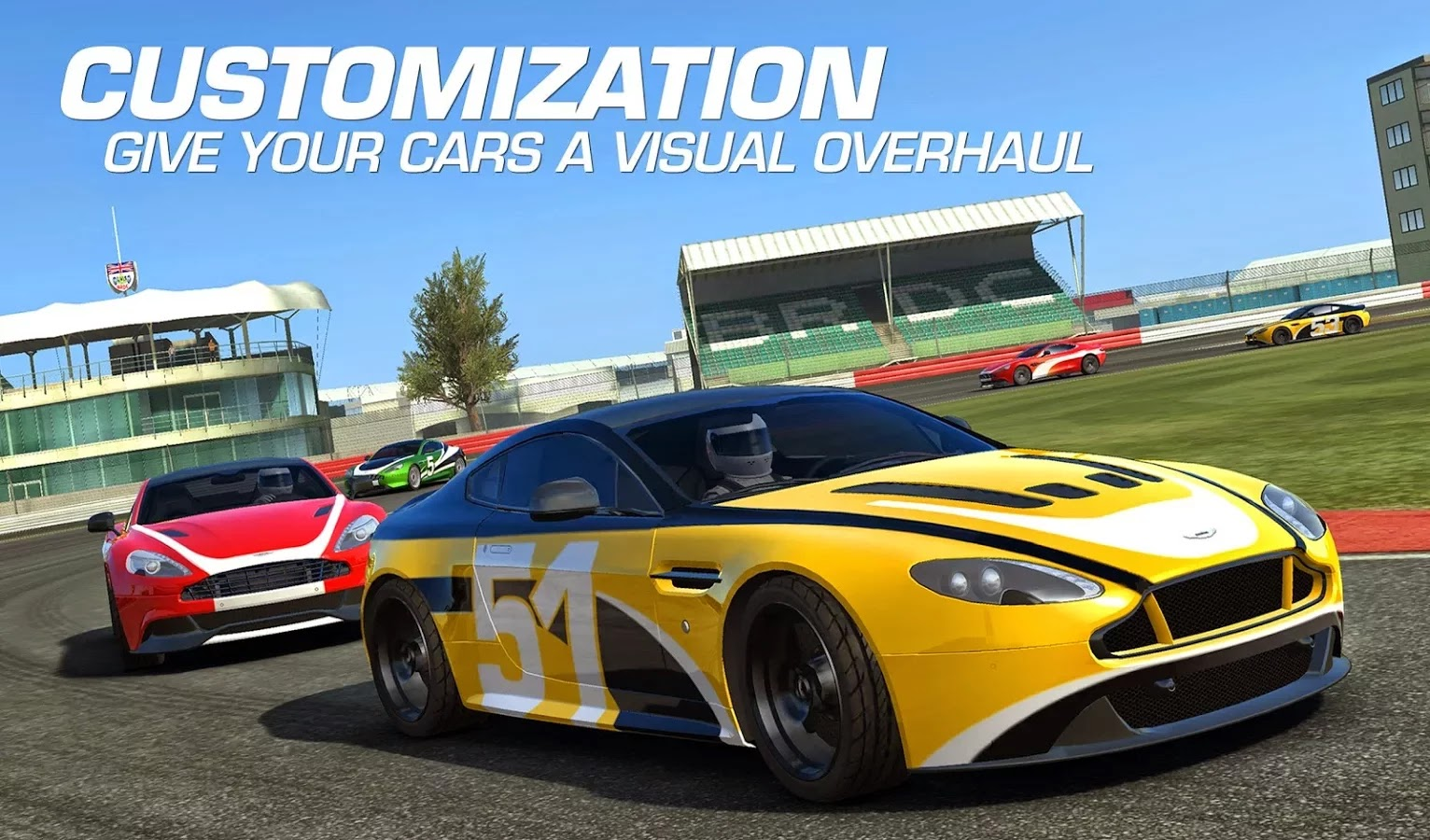Real Racing 3 v2.2.0 [Unlimited Money]