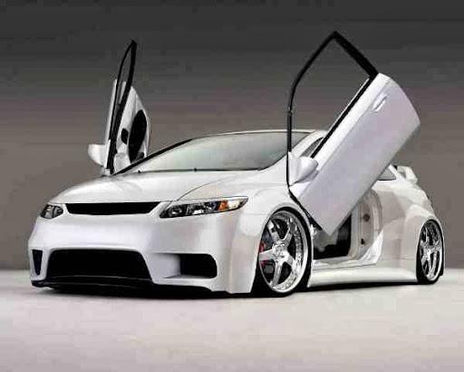 Modifikasi Mobil Sedan Corolla