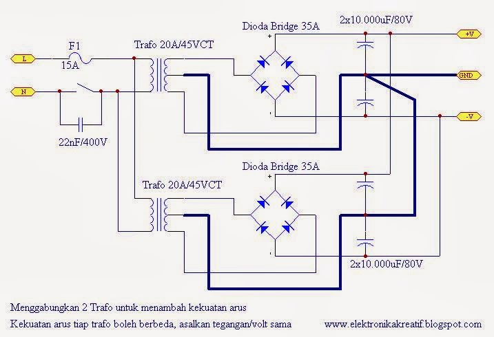 Image Result For Kapasitor Pada Saklar Power Amplifier