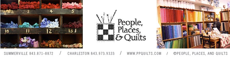 People, Places &amp; Quilts
