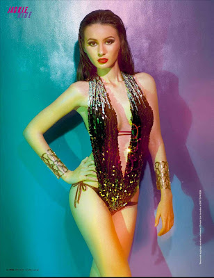 Jackie Rice hot photos gallery for FHM Philippines July 2012