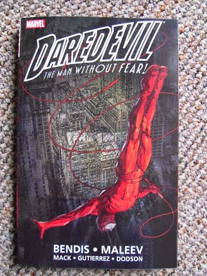 How Teardrop Explodes got the band name - Daredevil ultimate collection 1a