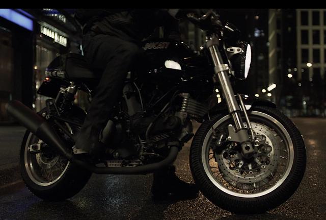 Ducati Used In Tron Movie