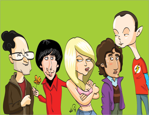 The big bang theory por WALHH