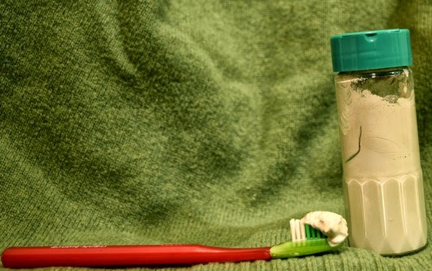 Receta Dentífrico Natural de Preparación en 3 Minutos