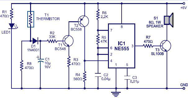 Delay Pedal Schematic also Index also Ibanez Tube Screamer Schematic additionally Led Light Movement The Audio Signal With Lm358 Ic 4017 also Automatic Fan Controller. on electronic siren circuit