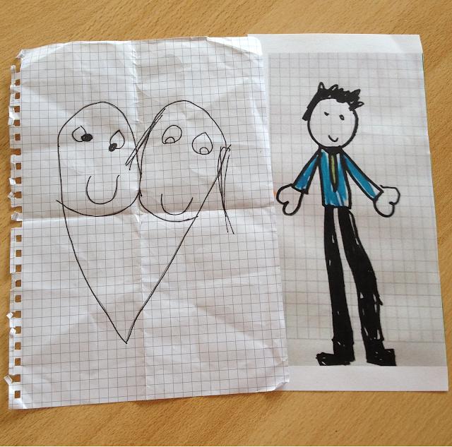 Dibujos de Laura