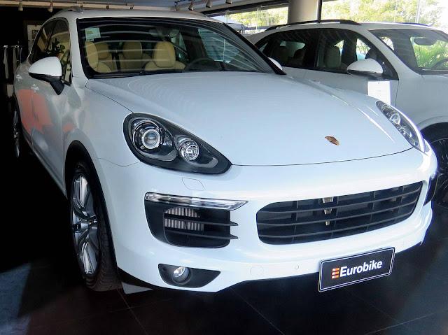 Porsche Cayenne S - Brasil
