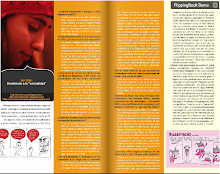 Entrevista en Revista LA TEJUELA, distribuida desde Chiloe a Valdivia :)