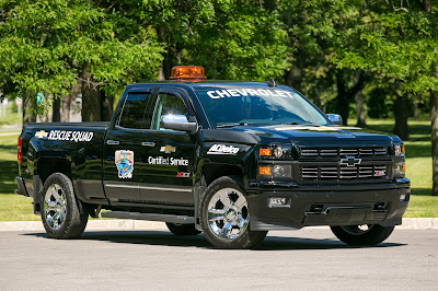 Chevy is Prepared to Help Cruisers at the 2015 Woodward Dream Cruise