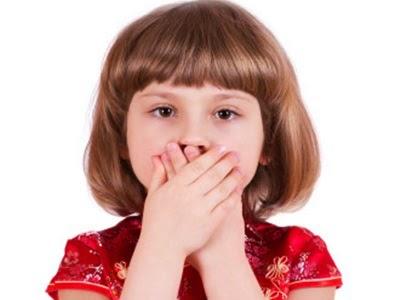 Tips Elak Anak Mencarut