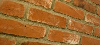 ARTO's Antik tumbled brick veneer