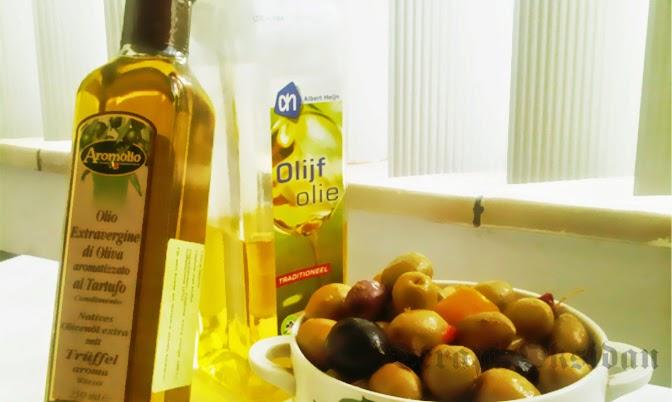 Khasiat dan Manfaat Minyak Zaitun