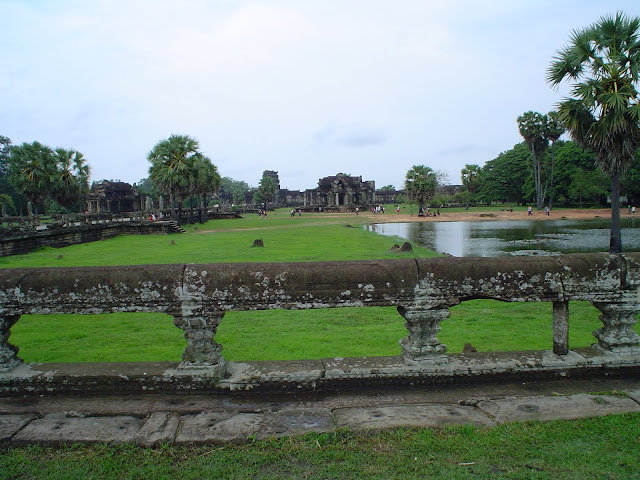 Angkorwat - Camboya