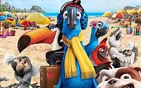Dibujos de Rio para Imprimir y Colorear