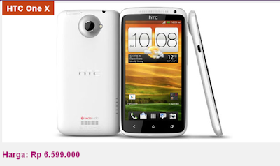 Promo Axis HTC One