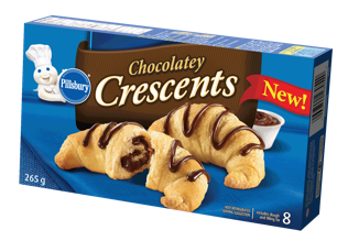 Pillsbury Chocolatey Crescents