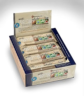 Whole Food Anti-Aging Bars Cocoa