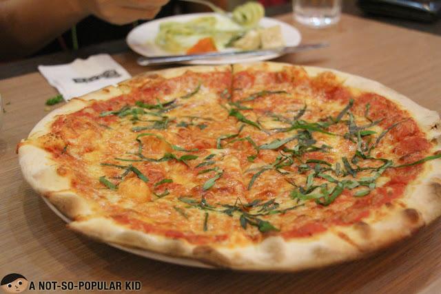 Margherita Pizza of Gotti's Ristorante