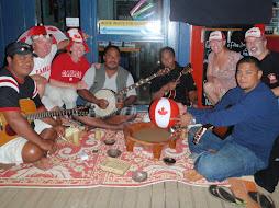Last Kava shared in Tonga