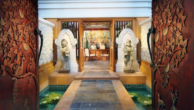 Amari Vogue Spa, Krabi, Thailand